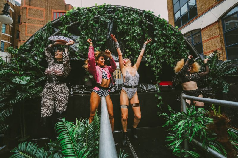 Shoreditch Street Party - 2017