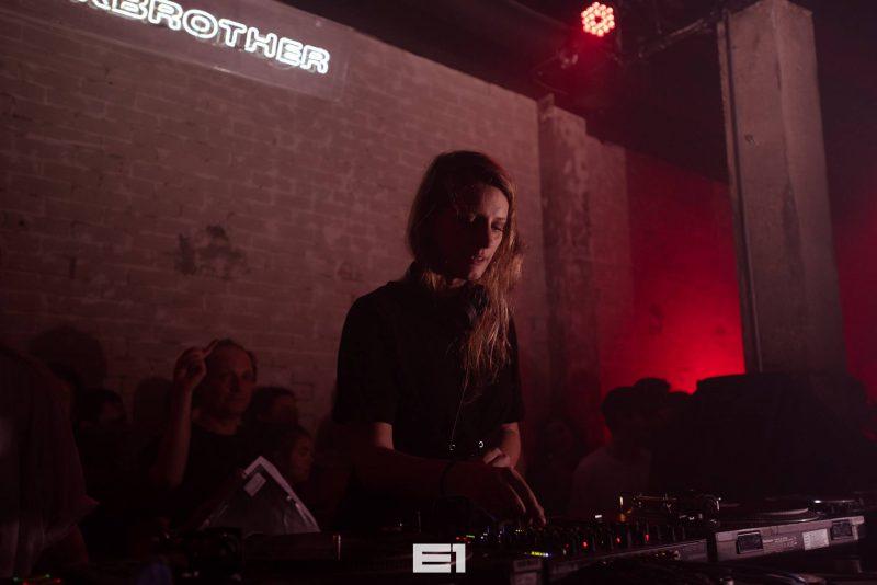 Sonja Moonear, Nicolas Lutz @ E1 - 2020
