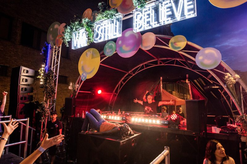 The Black Madonna @ Shoreditch Street Party - 2019