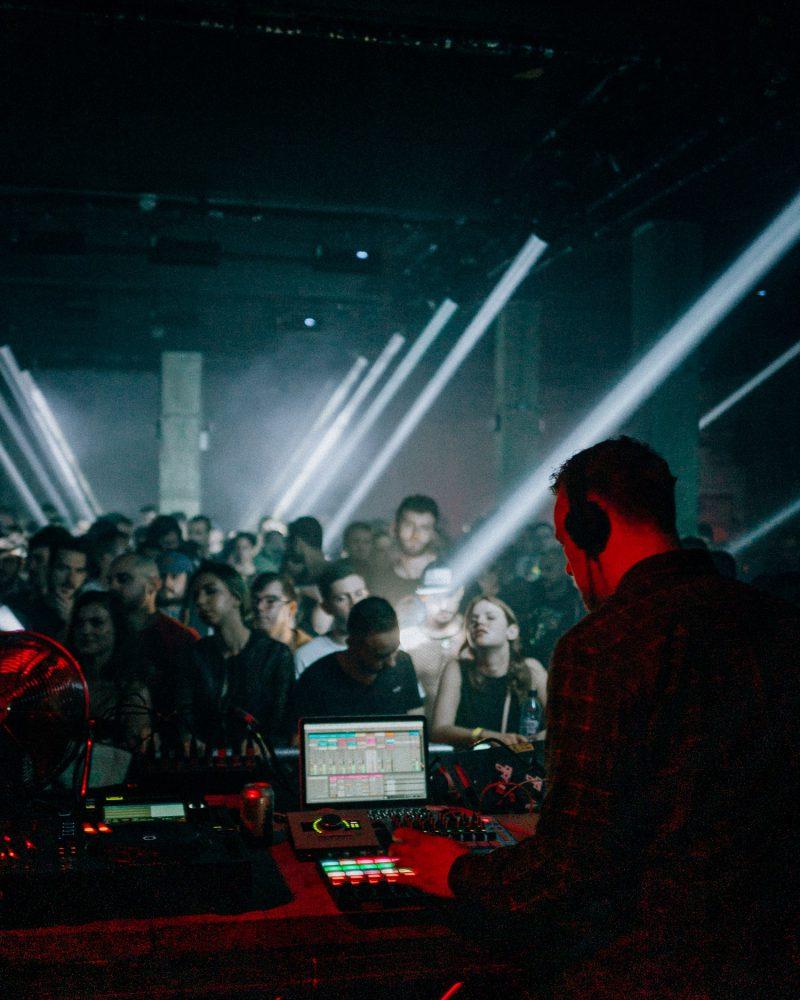 Marco Shuttle, Peter Van Hoesen, Varg (Live), Vril (Live) @ E1 - 2019