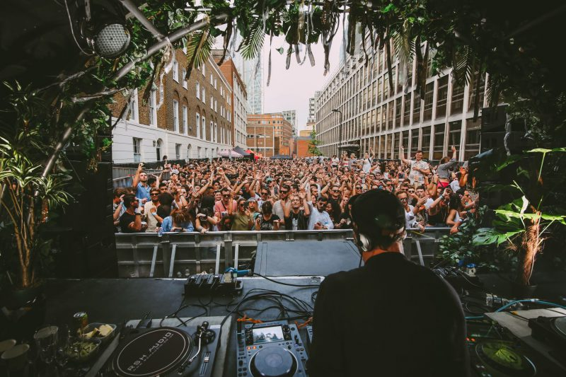 Shoreditch Street Party - 2018